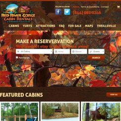 New Red River Gorge Cabin Rentals