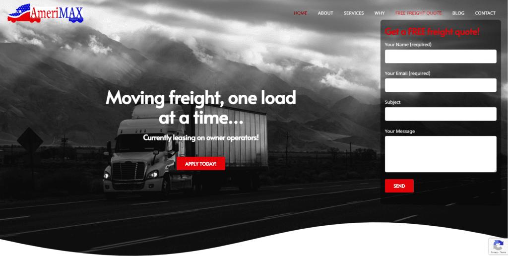 Amerimax Logistics